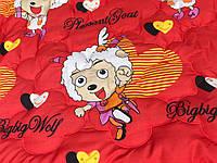 Детское одеяло, наполнитель овчина