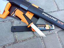 Топор-колун fiskars х21L + универсальный нож (1025436), фото 2