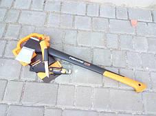Топор-колун fiskars х21L + универсальный нож (1025436), фото 3
