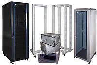 Шкафы, стойки, аксессуары