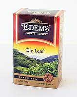 Черный листовой чай «Edems Big Leaf», 70г