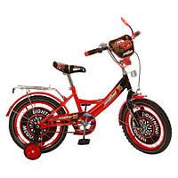 Велосипед детский 16 дюймов. Артикул CS161 Тачки. Гарантия качества. Быстрая доставка.