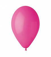 """Воздушный шар  пастель фуксия 10"""" (26 см)"""