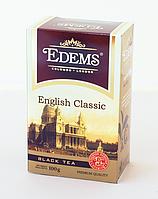 Черный листовой чай «Edems English Classic», 100г