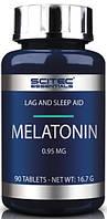 Мелатонин Scitec Nutrition Melatonin 1 mg (90 таб.)