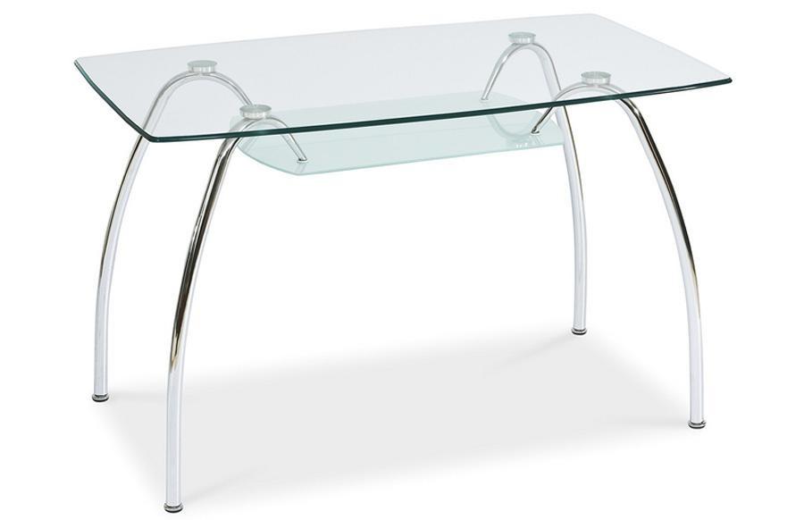 Кухонный стол стеклянный Signal Arachne I