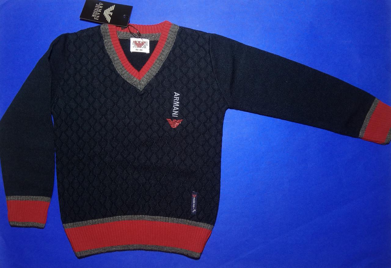 Детский джемпер, пуловер Armani, 3-6л.