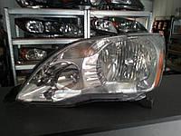 Фара галоген США левая на Toyota Avalon. Год авто 2007-2009. БУ. Код 81150AC050