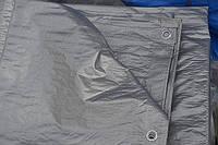 Тент защитный серебро 140 гр/м2   4*5