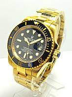Часы механические Rolex Submariner Gold ААА класс