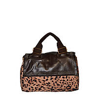 Женские сумки арт.3415 Леопардовый-коричневый