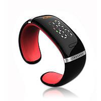 Фитнесс браслет Fitness bracelet  L12S с функцией звонков. Красный
