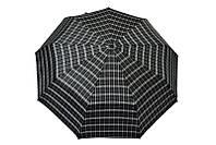 Стильный зонт в клетку