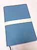 Деловой блокнот А5  (двухцветный)