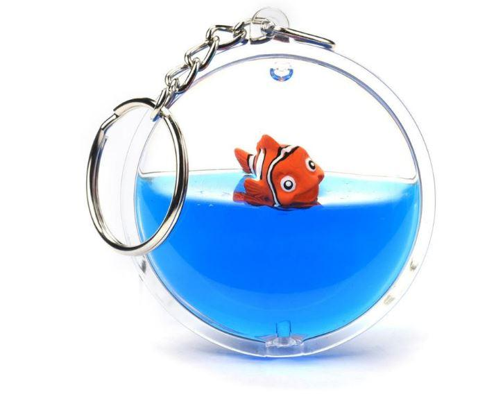 Брелок с рыбкой на рюкзак, сумку