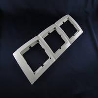 Рамка тройная горизонтальная Аватар