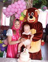 Маша и Медведь аниматоры Сумы, фото 1