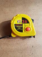 Рулетка 3m (магнитная)