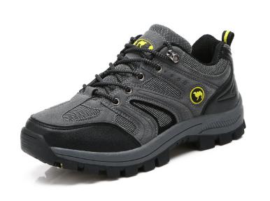 Кроссовки/ботинки серые