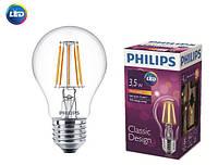 LED лампа 4W Filament 2700К 929001237108 Philips
