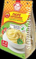 """Картофельное пюре с чесноком и зеленью """"Сто пудов"""" 0,07 кг [20]"""
