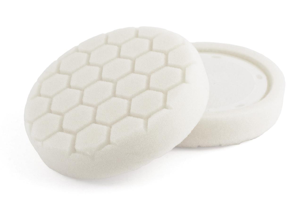 """Полировальный круг соты средней мягкости - Flexipads PRO-Detail 150 мм. (6,0"""") 30 мм. белый (HL650)"""