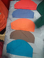 Медицинская шапочка-колпак на завязках 3306 (коттон)