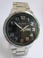 SLAVA Часы  SLAVA SL10009 SB