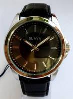 SLAVA Часы  SLAVA SL10023 SB