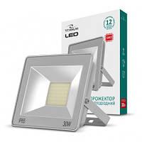 Светодиодный Led прожектор 30 Вт 6000K 23981