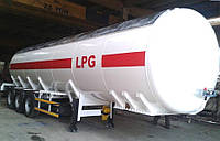 Аренда автоцистерны TC 50 M3 LPG