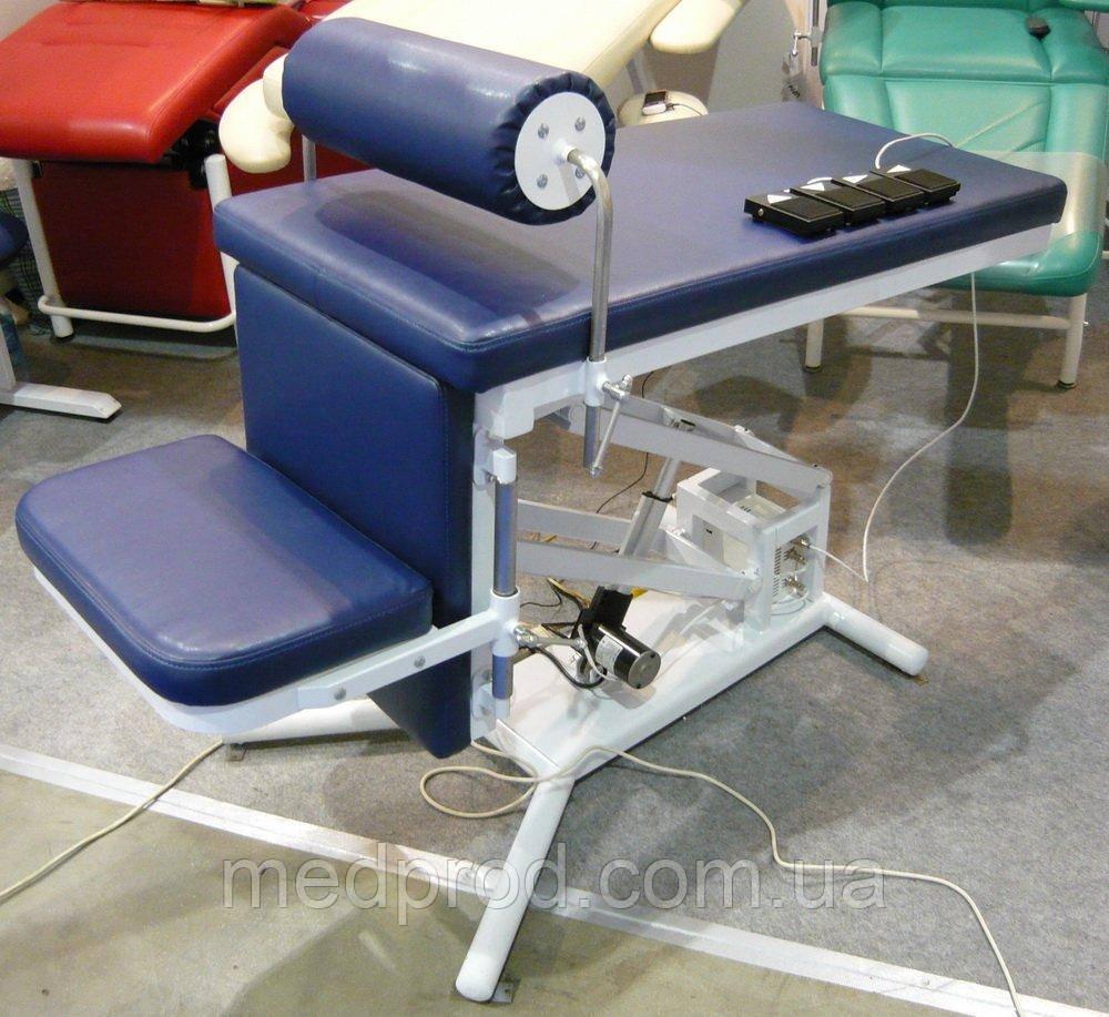 Стол проктологический электрическая регулировка высоты