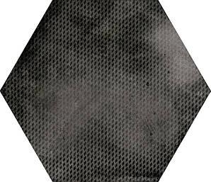 Плитка Urban Hexagon Melange Dark