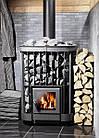Дровяная печь для бани и сауны KASTOR SAGA 27, фото 2