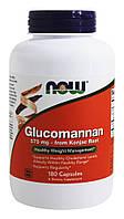 Регулятор аппетиа - Глюкоманнан / Glucomannan, 575 мг 180 капсул