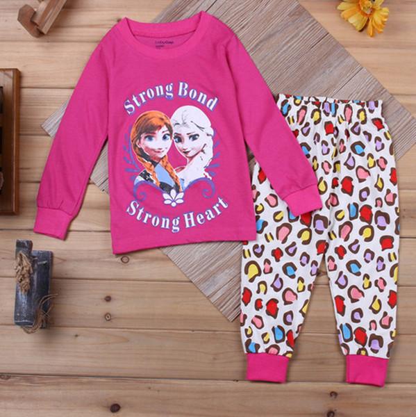 Пижама для девочки Принцессы трикотаж  в розовых тонах