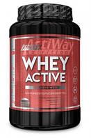 Сывороточный протеин Клубника, Whey Active Erdbeer ACTIWAY (1 kg)