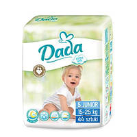 Dada Extra soft 5 JUNIOR (15-25 КГ) 44шт