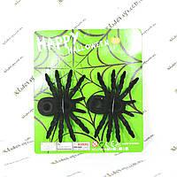 Паук-прикол, тарантул для Helloween (8см)