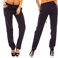 Женские брюки полуспорт