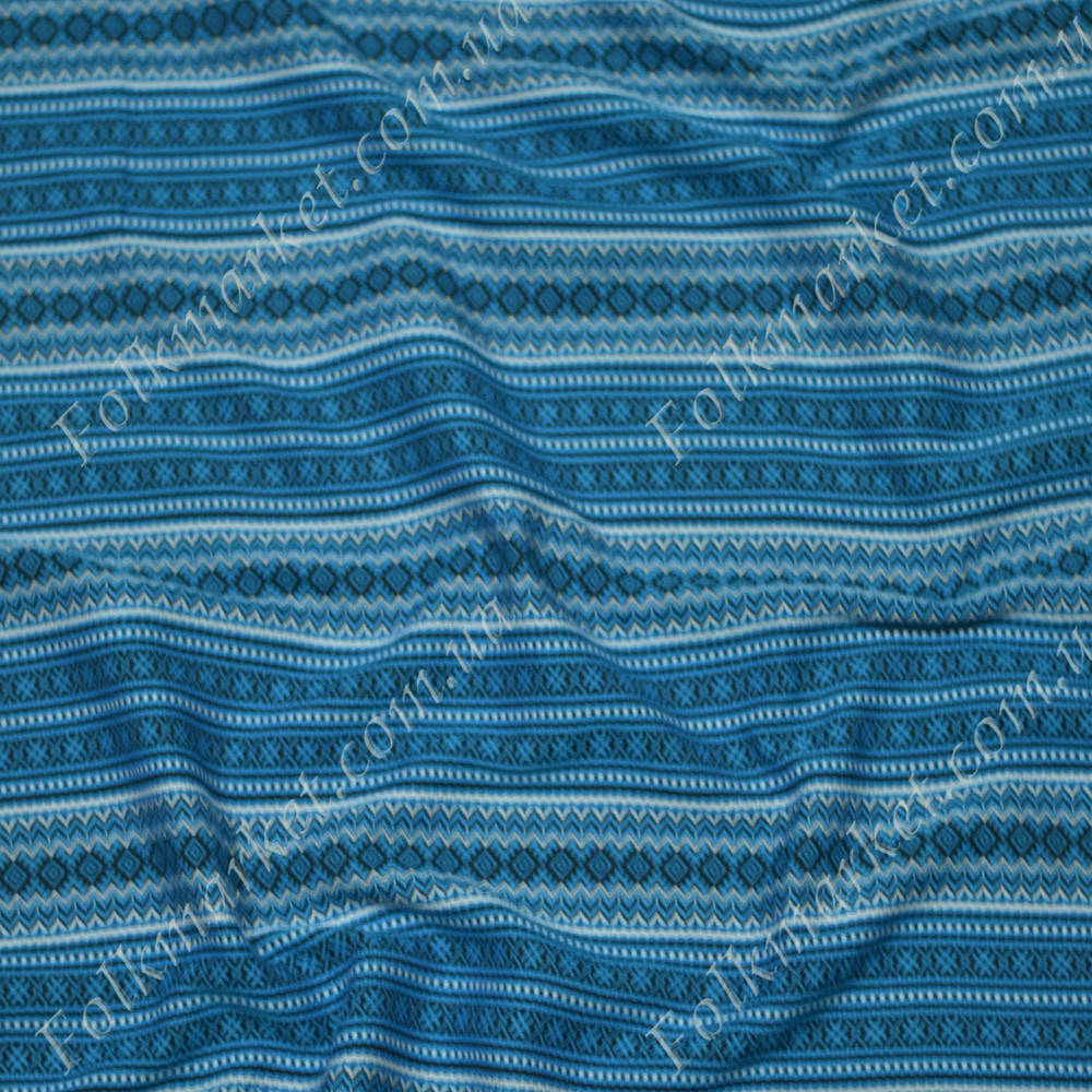 Ткань с украинской вышивкой Винтаж ТДК-70 2/3