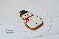 Пряник Снеговик, фото 1