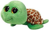 "Мягкая игрушка детская TY Beanie Boo's 36109 Черепаха ""Zippy"" 15см"