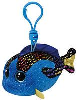 "Мягкая игрушка детская TY Beanie Boo's 35035 Рыбка ""Aqua"" 12см"