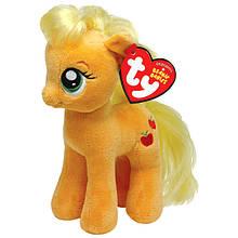 """Мягкая игрушка пони TY My Little Pony 41013 """"Applejack"""" 20см"""
