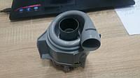 Насос циркуляционный в сборе с теном (б/у) 755078 для посудомоечной машины Bosch/Simenes