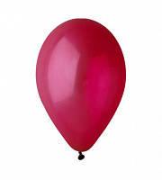 """Воздушный шар  пастель бургундия 12"""" (30 см)"""