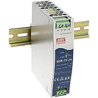 Блок питания SDR-75-24 MeanWell