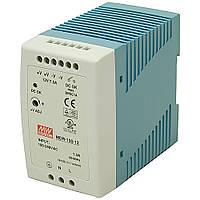 Блок питания MDR-100-12 MeanWell