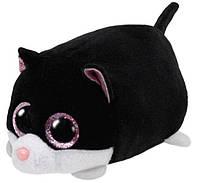 "Мягкая игрушка глазастик антистрес TY Teeny Ty's 42219 Кошка ""CARA"""